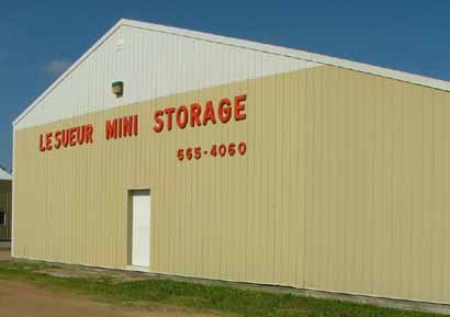 Le Sueur Mini Storage